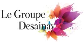 Logo du Groupe Desainay, résidences pour personnes retraitées