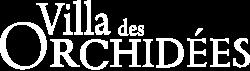 Logo Villa des Orchidées pour personnes retraitées