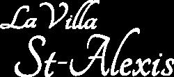 Logo Villa St-Alexis pour personnes retraitées